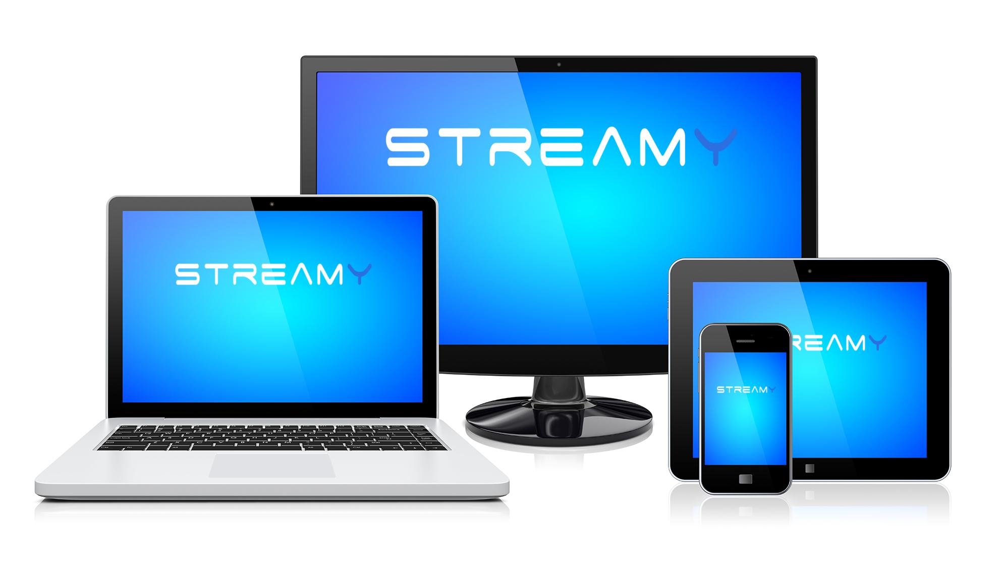 Streamy solution multimédia